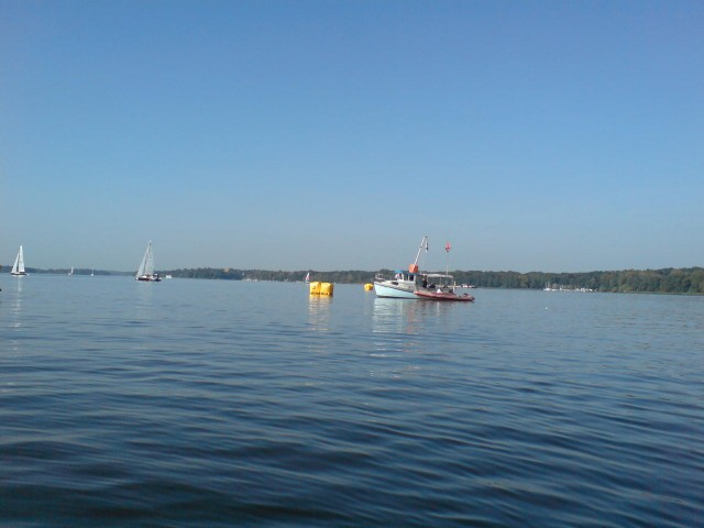 SA-Cup - Still ruht der See ... Photocopyright: SailingAnarchy.de