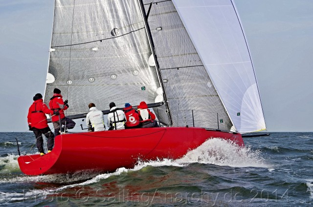 FAREAST 31 R - Vollcarbon auf dem Greifswalder Bodden - Photo © SailingAnarchy.de